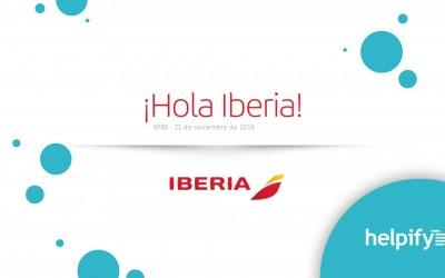 El apoyo de Iberia en la investigación de las enfermedades raras infantiles