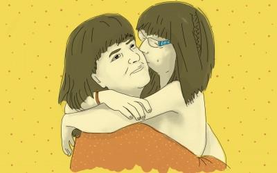"""""""Intento que Zaira entienda que cada uno es bello a su manera"""", Marisa Gil"""