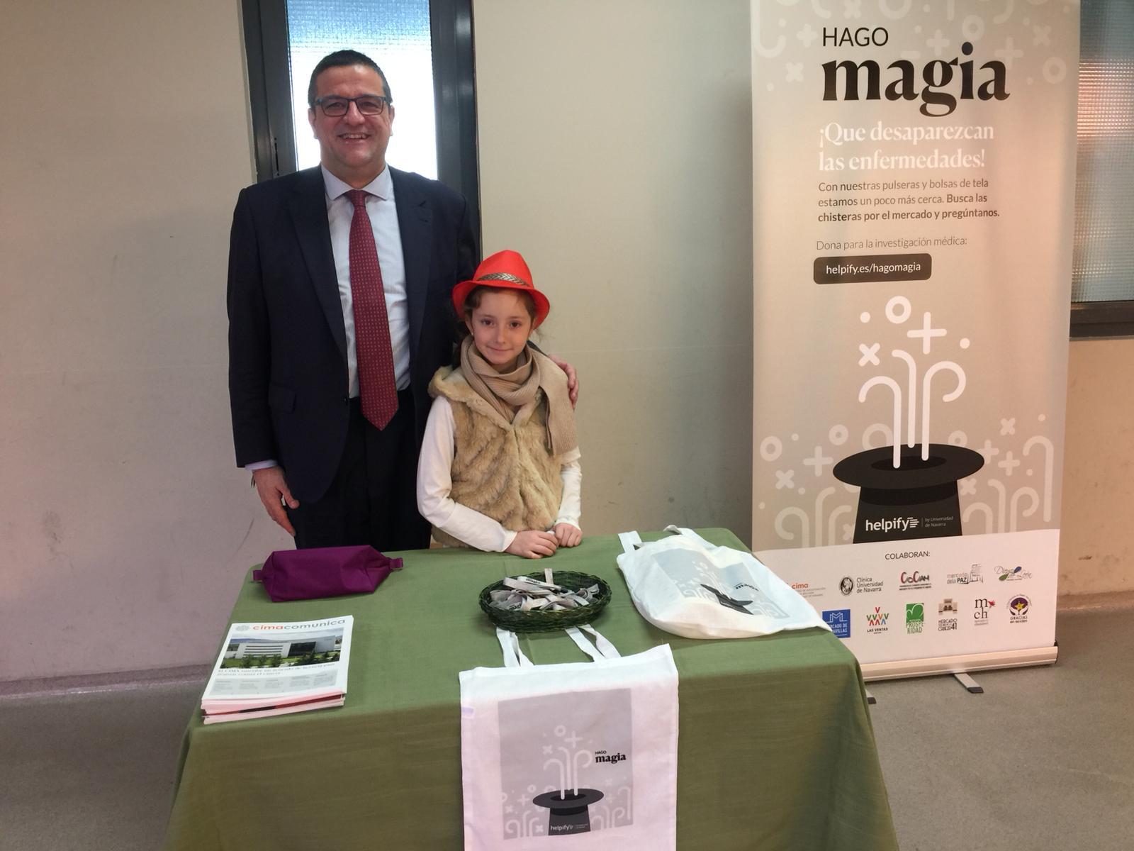 Evento Hago Magia. Escuela de Magos Ana Tamariz. Helpify