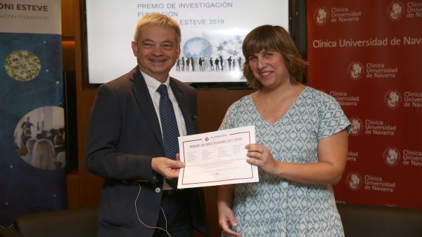 Un trabajo del Cima y de la Clínica Universidad de Navarra recibe el Premio de Investigación Fundación Dr. Antoni Esteve
