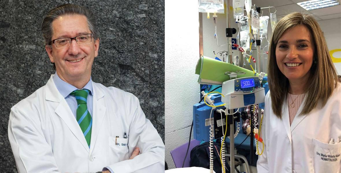 Una nueva combinación de fármacos logra mejorar la supervivencia de pacientes con mieloma múltiple