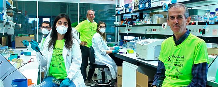 El coronavirus no frena la solidaridad de Murchante contra el cáncer